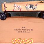 Keystone Wood Toys House Cart