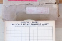 A Case of Keystone Tru-Scale Home Bowling Alley Score Sheets