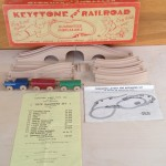Keystone Tot Railroad Model #406