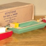 Keystone Tug Boat and Barges Model #344