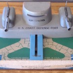 Keystone Coast Defense Fort Model #523 1942