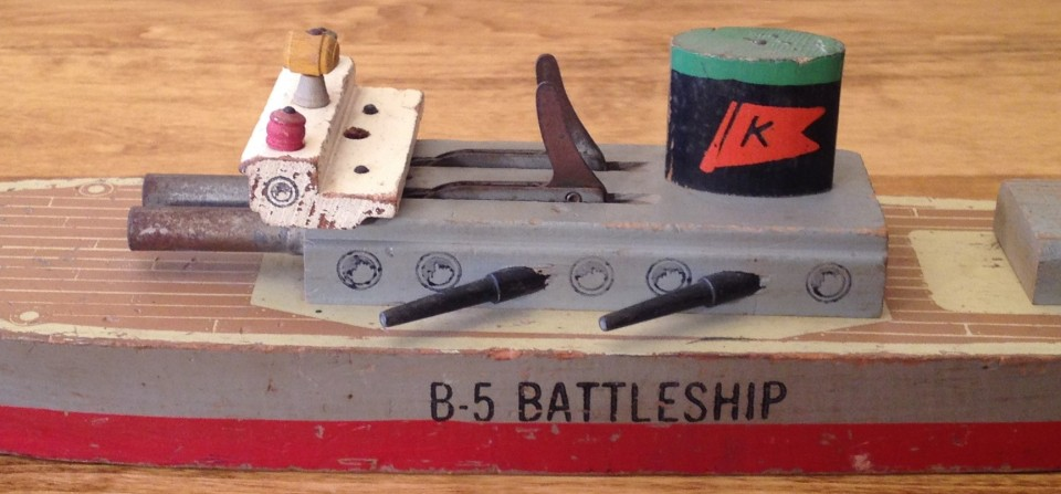 Keystone B-5 Battleship