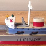 "Keystone B-8 Battleship 14"""