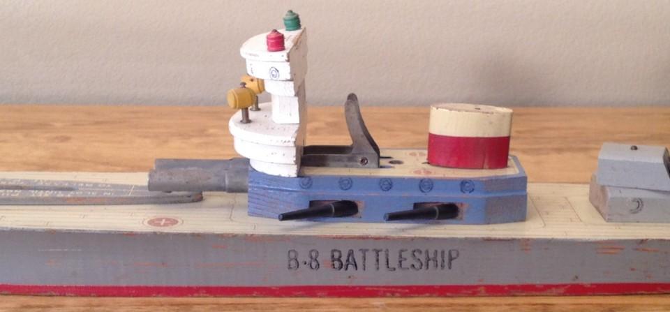 Keystone B-8 Battleship 20″