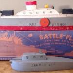 Keystone Exploding Battle Fleet Model #206