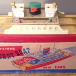 Keystone Ferry Boat Model #C-7