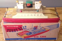 Keystone Ferry Boat Model #C-7