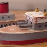 Keystone Rocket Ships Model #968