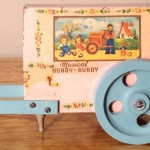 Keystone Hurdy Gurdy Model #240