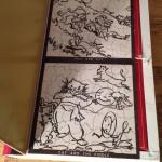 Keystone Puzzle Book Interior Model #751