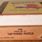 Keystone Puzzle Books Model #751