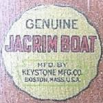 Jacrim Boat Logo
