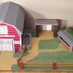 Keystone Barn Set Model #619