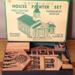 Keystone House Painter Set Model #204