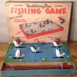 Keystone Huckleberry Finn Fishing Game Model #555