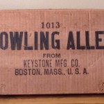 Keystone Junior Bowling Alley #1013 Box