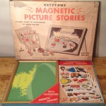 Keystone Magnetic Picture Set Model #518