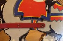 Keystone Name on Pull Toy