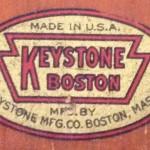 Keystone Oval Logo