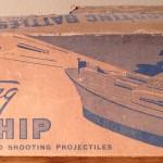 Keystone Shooting Battleship Box Model #207