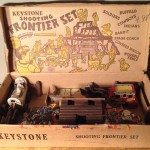 Keystone Shooting Frontier Set Model #823