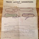 Keystone Tot Railroad #408 Instruction Sheet