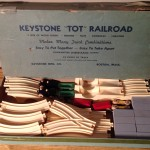 Keystone Tot Railroad Set
