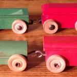 Keystone Tot Railroad Train Design Differences