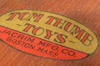 Tom Thumb Toys Logo