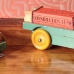 Keystone Tommy Tucker Lumber Construction Set Vehicles