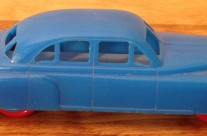 Unknown Plastic Car