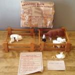 Keystone Farm Live Action Animals Set