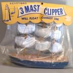 Keystone Wood Toys Clipper Ship #86