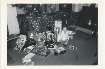 1950's Christmas, Keystone Fire Department #165