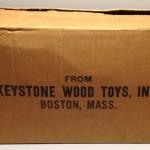 Keystone Shipping Box for Model #622 Canoe