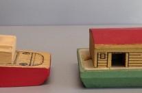 Keystone Tug & Barge from #944 Set