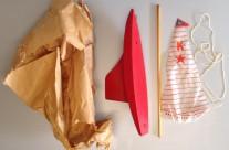 Keystone Wood Toys Sailboat