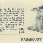 1949-50 Paramount Supplies Ad