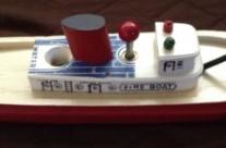 Keystone Fire Boat #353 Keystone Wood Toys