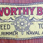 Seaworthy Boats (Chester Rimmer) Logo