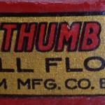 Tom Thumb Tug Logo