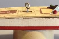 Keystone Wind-Up Boat