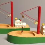 Keystone Cargo Ships