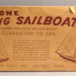 Keystone Sailboat #57 Box