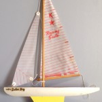 Keystone Sailor Boy Sailboat #63