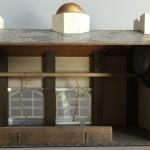Keystone Firehouse Model #165 Rear View