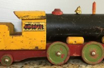 Jacrim Tom Thumb Train