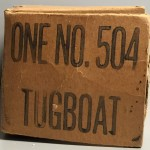 Keystone #504 Tugboat Box