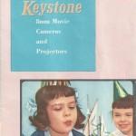 Keystone Camera Catalog 1958