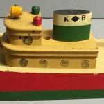 Keystone Tugboat #504